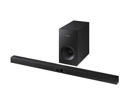 Samsung 2.1-Channel Sound Bar System with Wired Passive Subwoofer