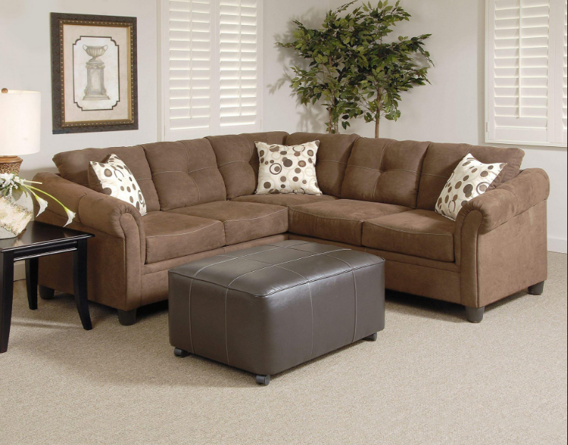 Bernards Sienna Sectional