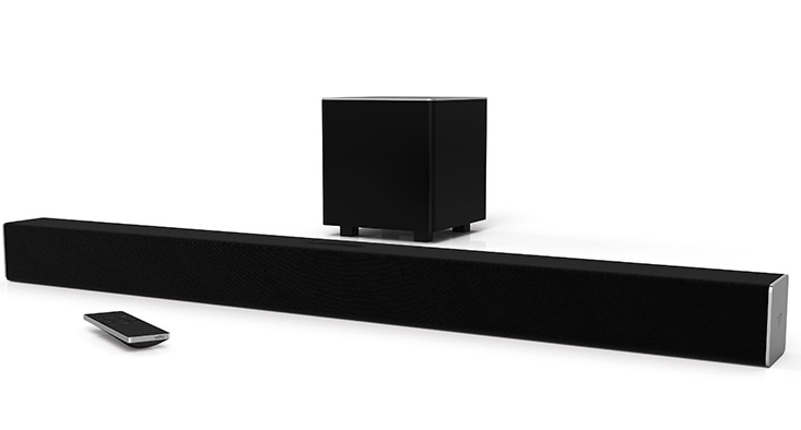Vizio Soundbar And Sub Woofer