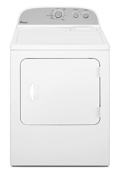 Whirlpool Electric Dryer with Heavy Duty Cycle