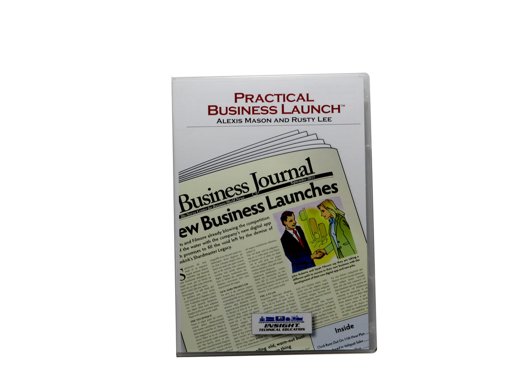 Practical Business Launch™ Digital Download