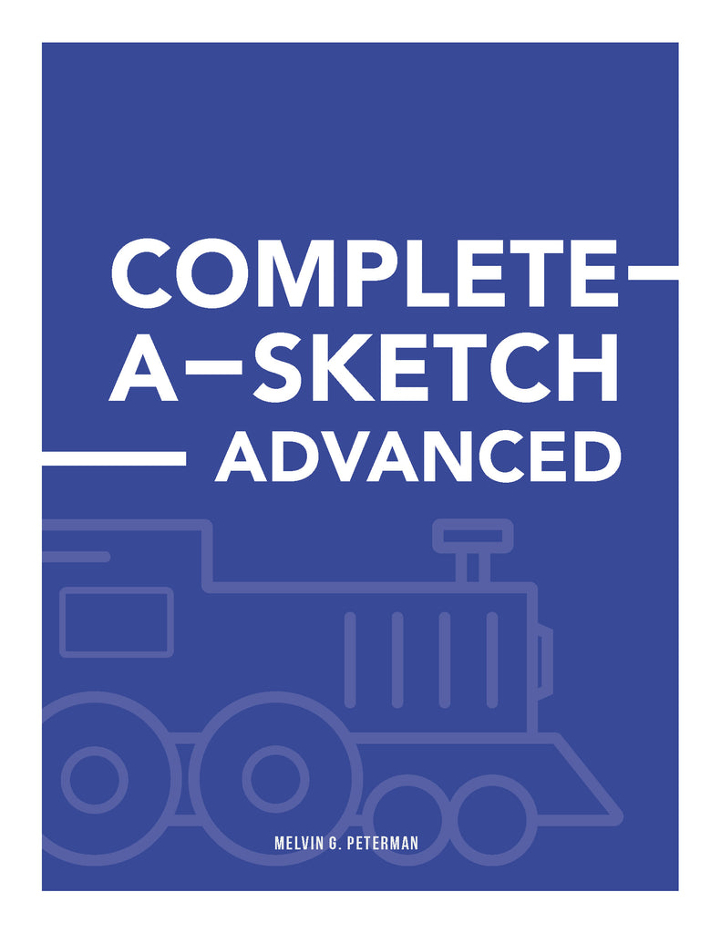 Complete-A-Sketch™ Advanced™ Digital Download