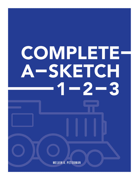 Complete-A-Sketch™ 123™ Digital Download