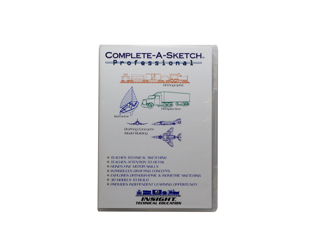 Complete-A-Sketch™ Professional