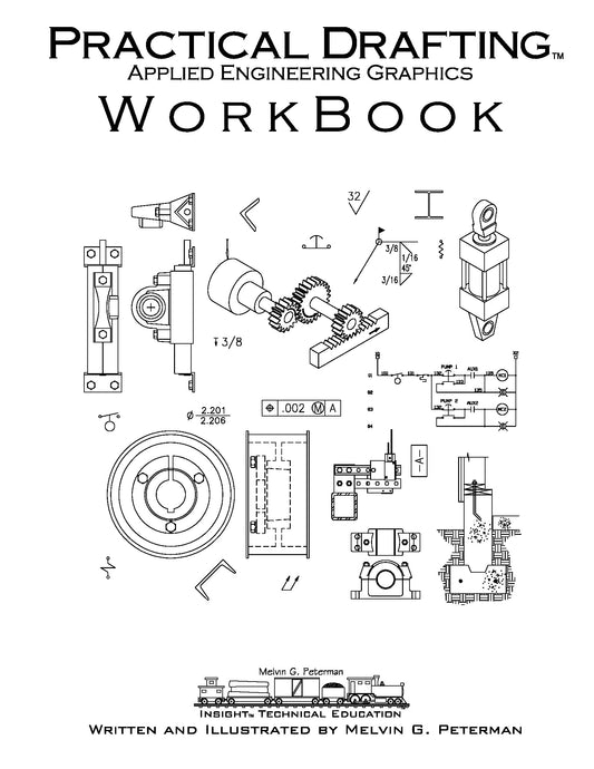 Practical Drafting™ Applied Engineering Graphics Workbook Digital Download