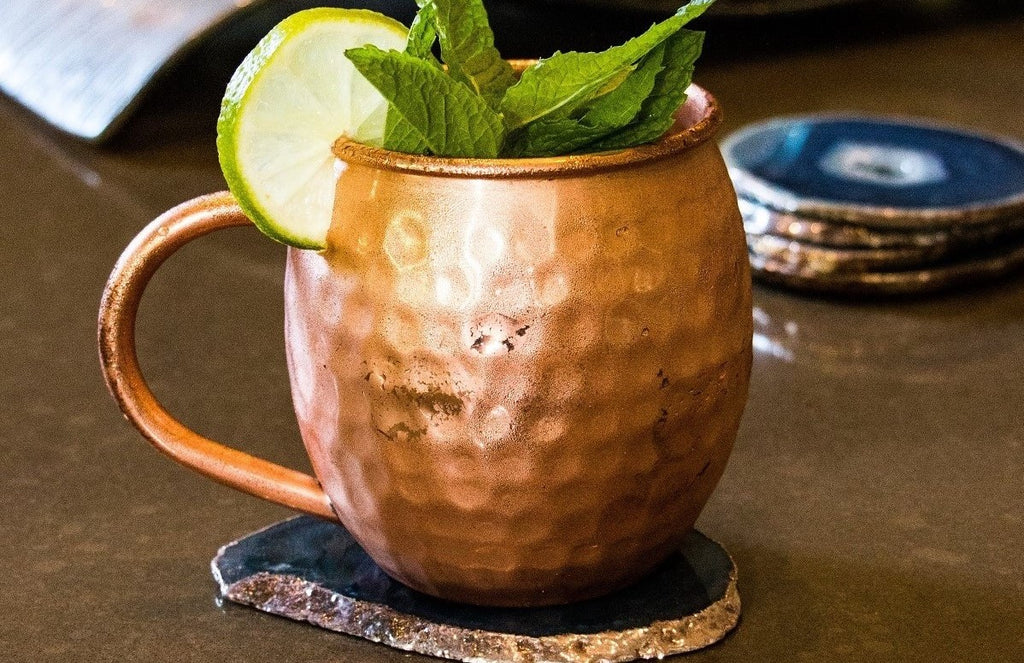 The Birth of the Moscow Mule