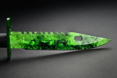 M9 Bayonet Elite – Emerald