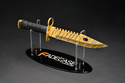 M9 Bayonet Elite – Tiger Tooth