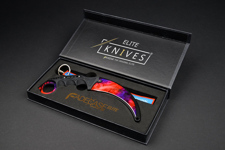 Karambit Elite – Chroma Doppler Phase 2