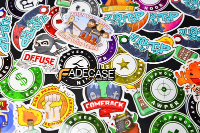 Randomized Stickers Pack