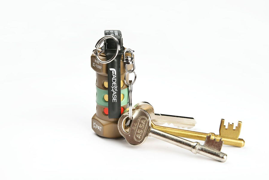 Keychain Flash Bang Grenade Lighter