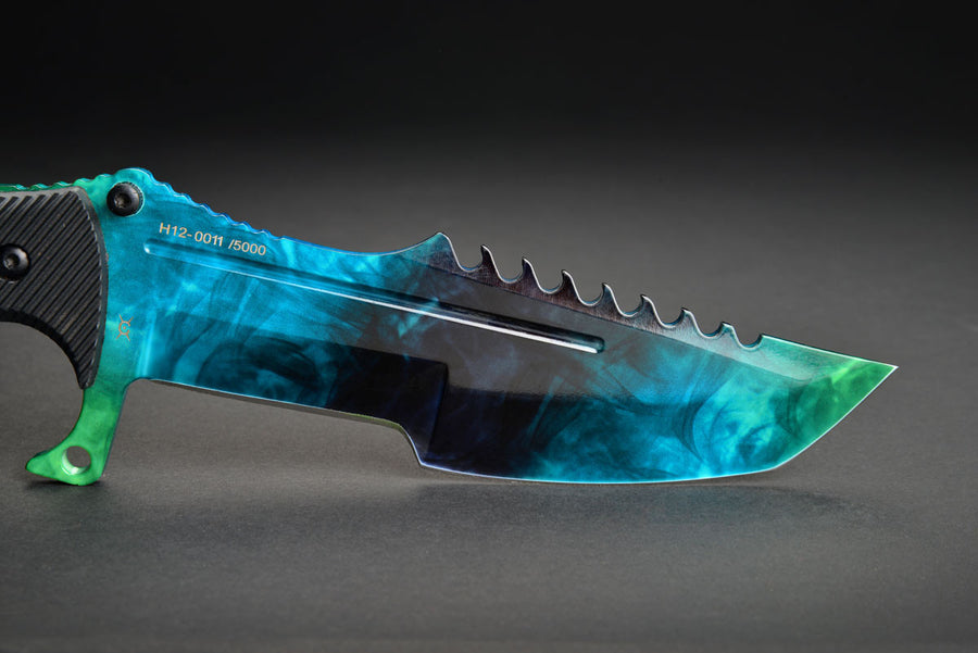 Huntsman Elite – Gamma Doppler Phase 4