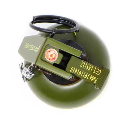 Keychain HE Grenade Lighter