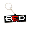 Red Reserve Pro-Team Logo Keychain