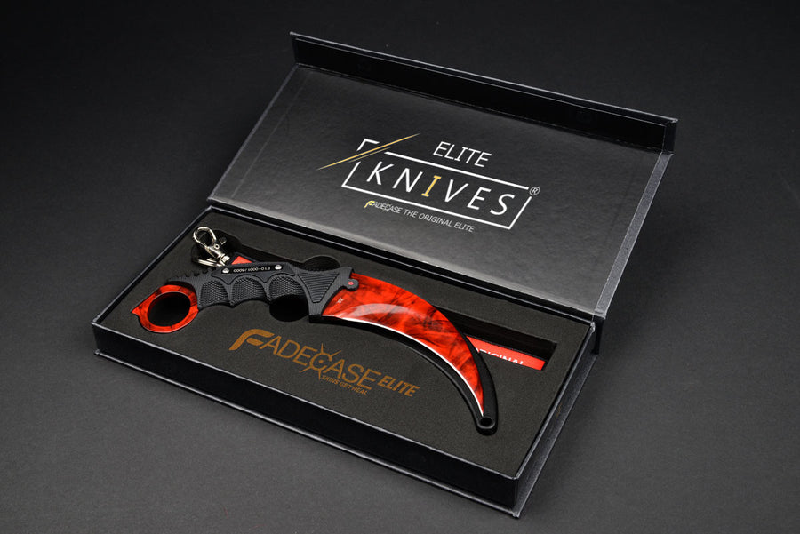 Karambit Elite – Ruby
