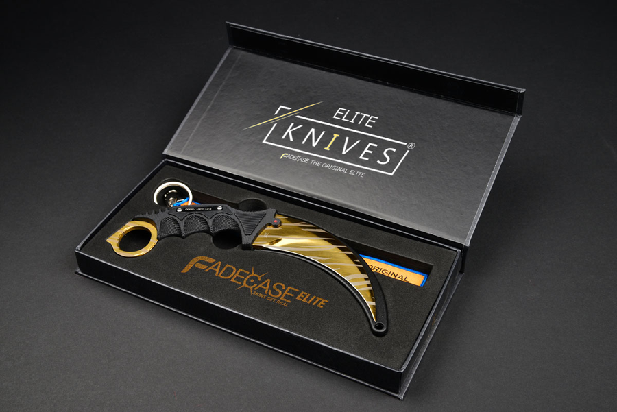 Karambit Elite – Tiger Tooth