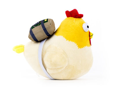 Chicken C4 Plush Toy