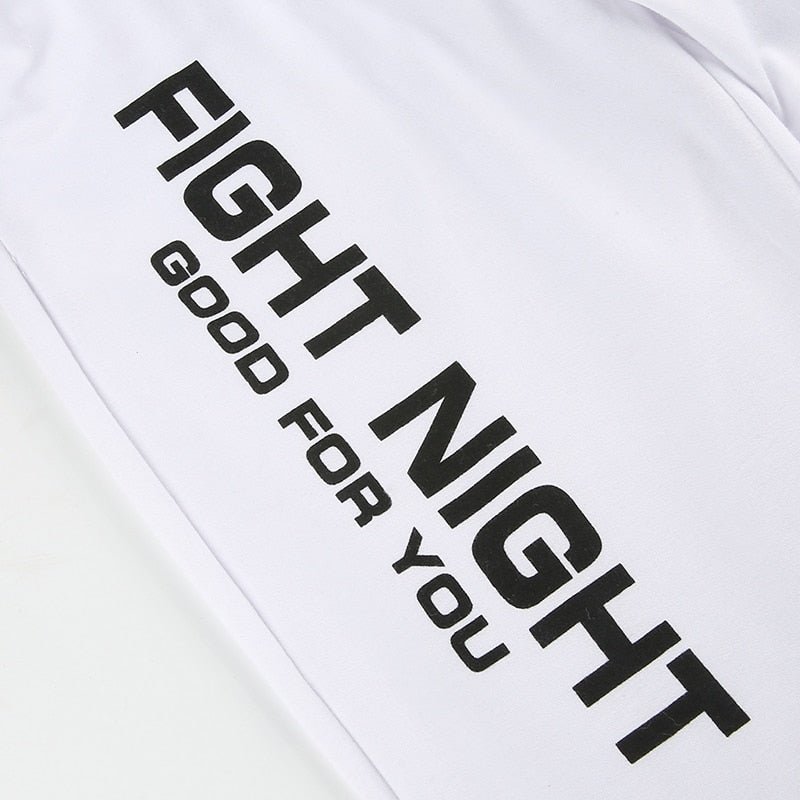 Fight Night Sweat Pants