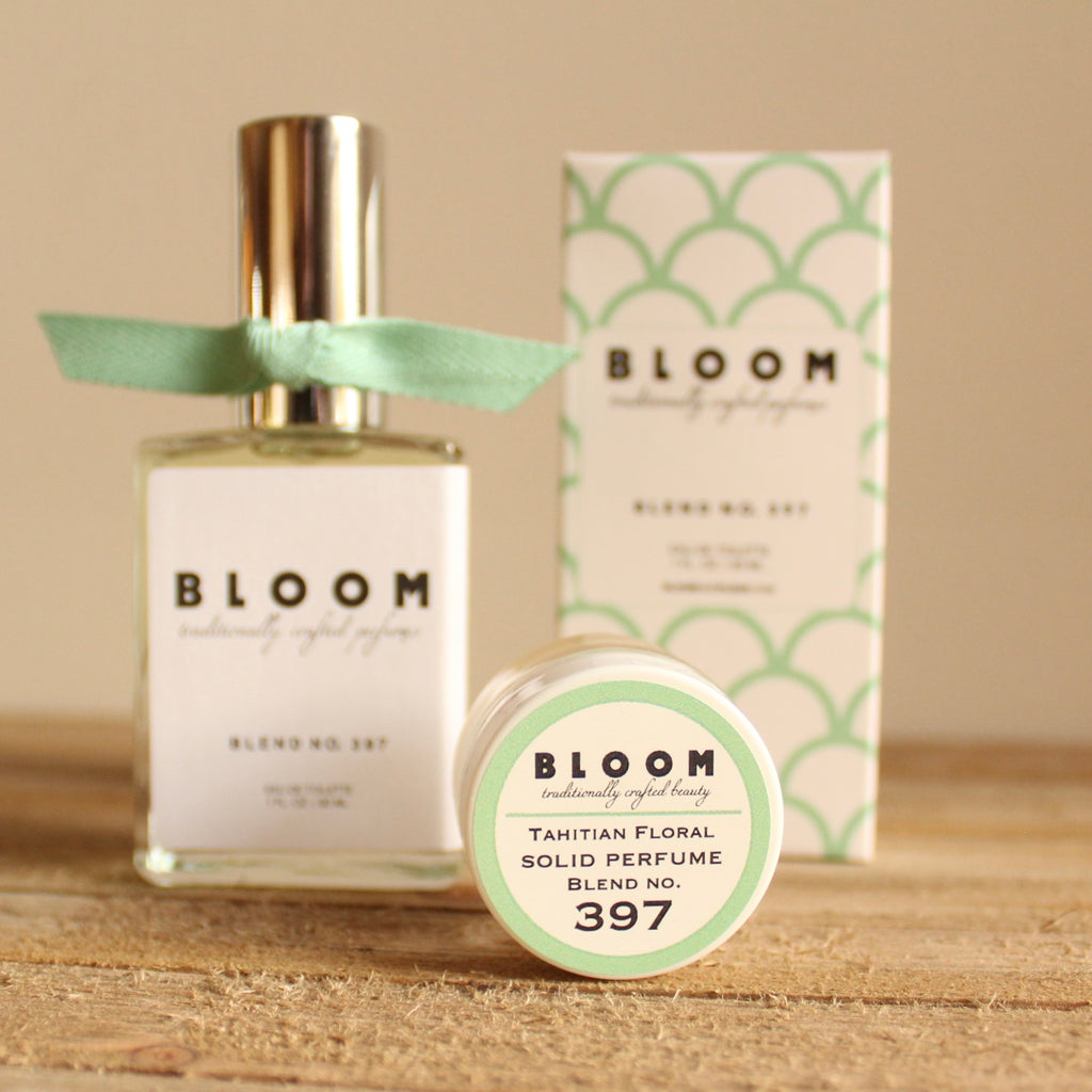 Bloom Perfume - Blend no. 397
