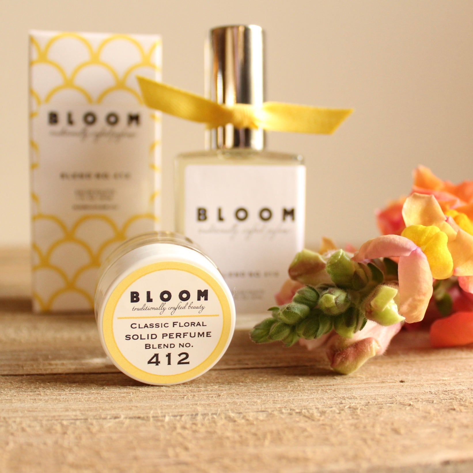 Bloom Perfume - Blend no. 412