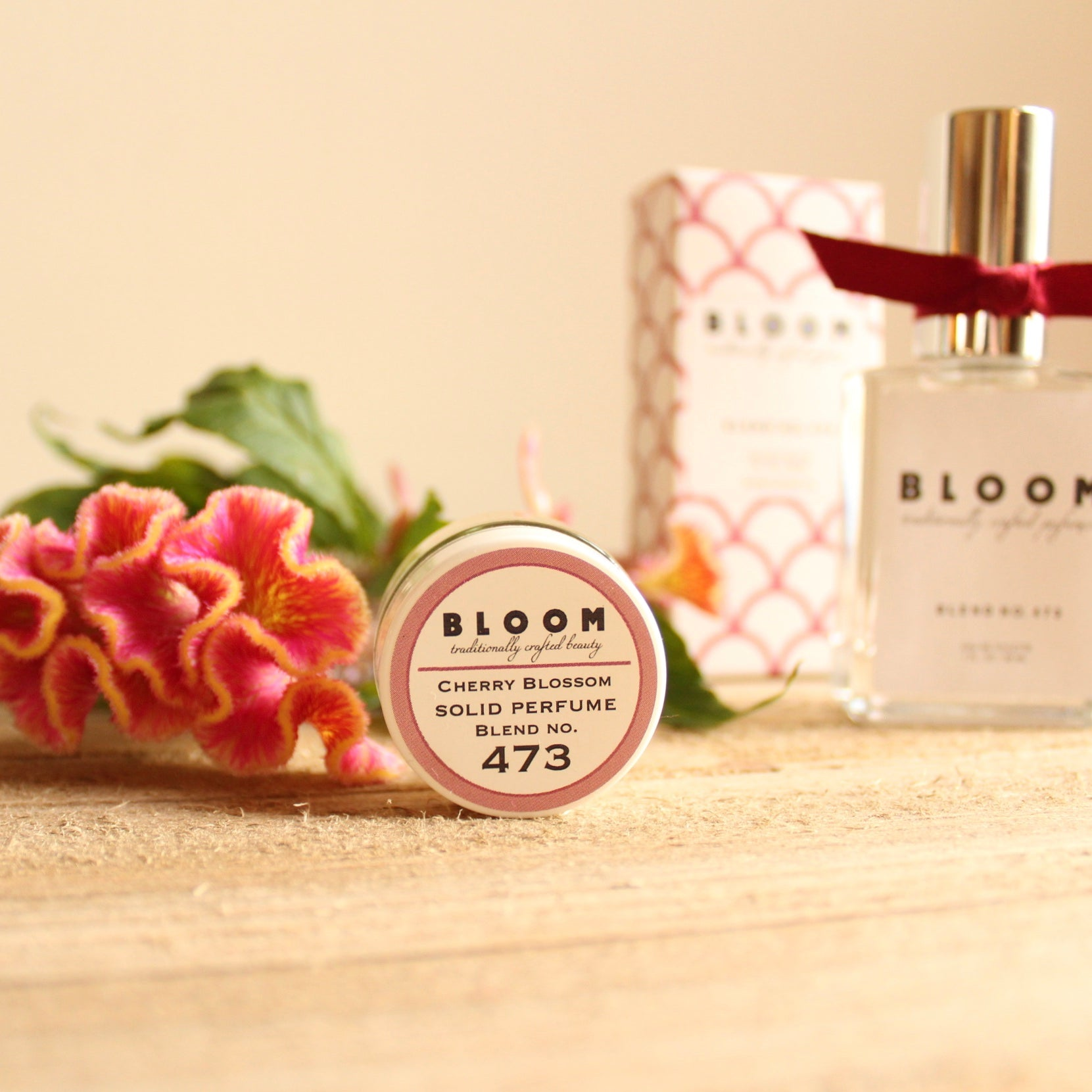 Bloom Perfume - Blend no. 473