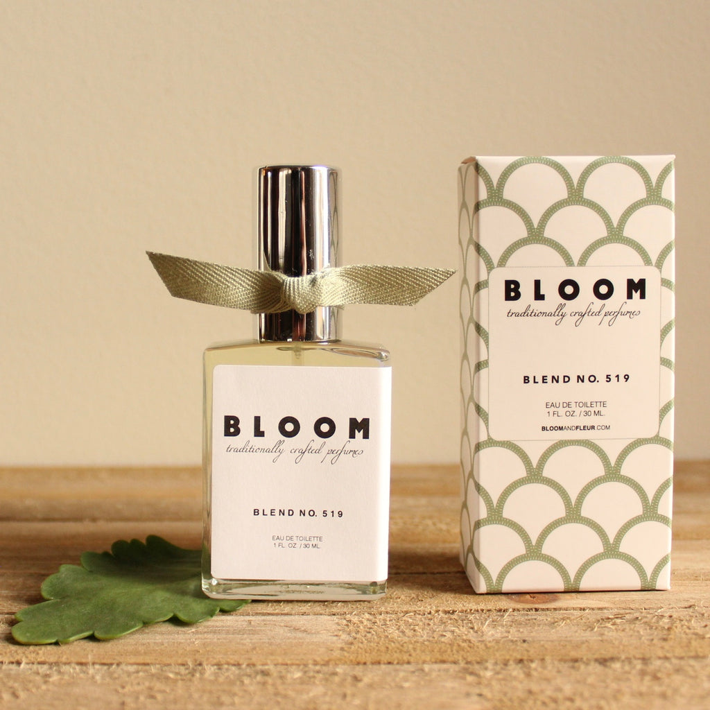 Bloom Perfume - Blend no. 519 (PRE-ORDER)