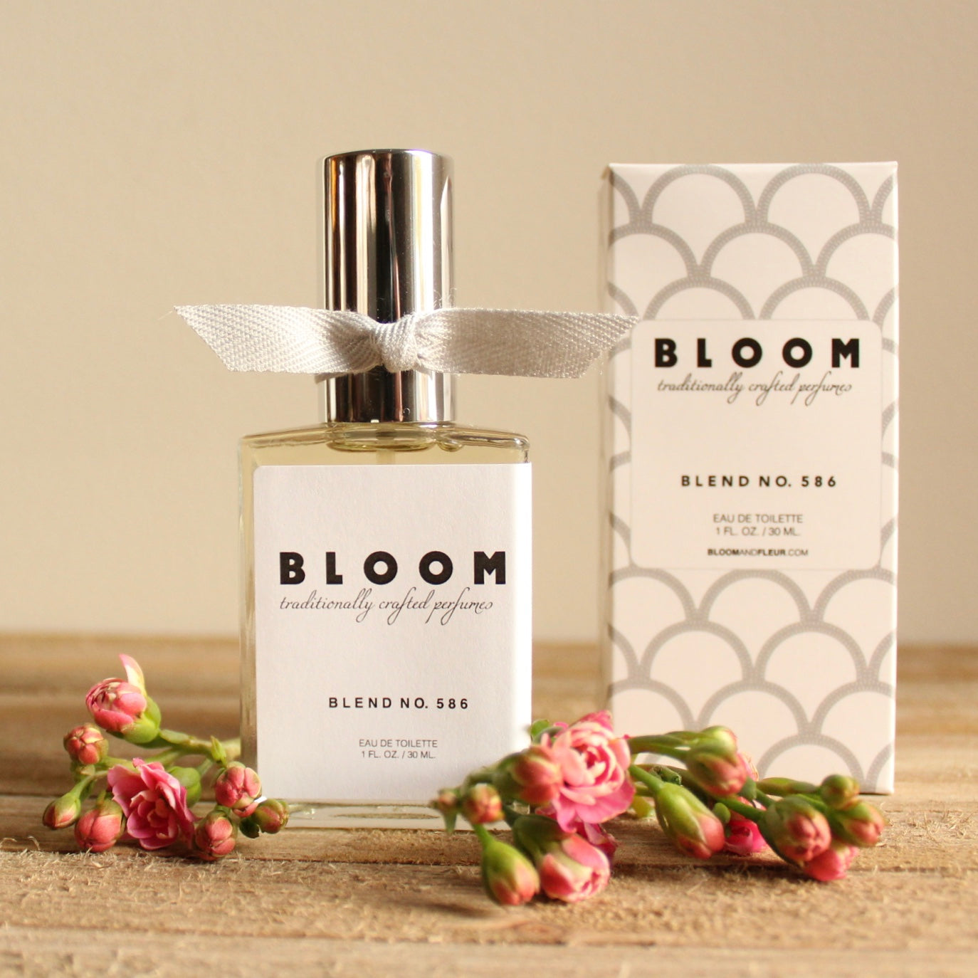 Bloom Perfume - Blend no. 586 (PRE-ORDER)