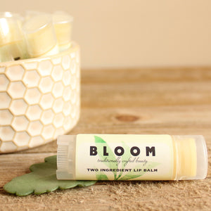 NEW! Two Ingredient Lip Balm