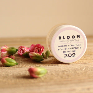 NEW! Solid Perfume - Blend no. 209