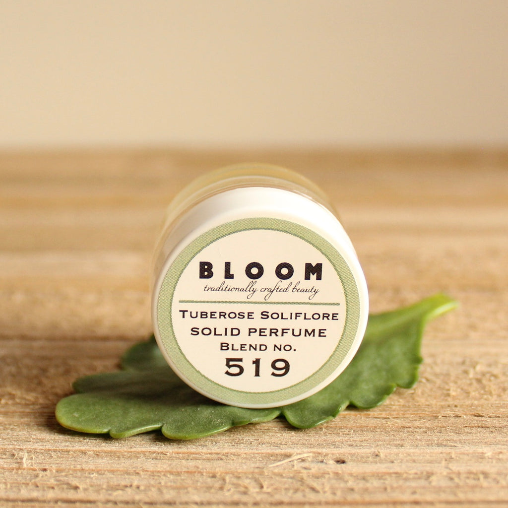 NEW! Solid Perfume - Blend no. 519