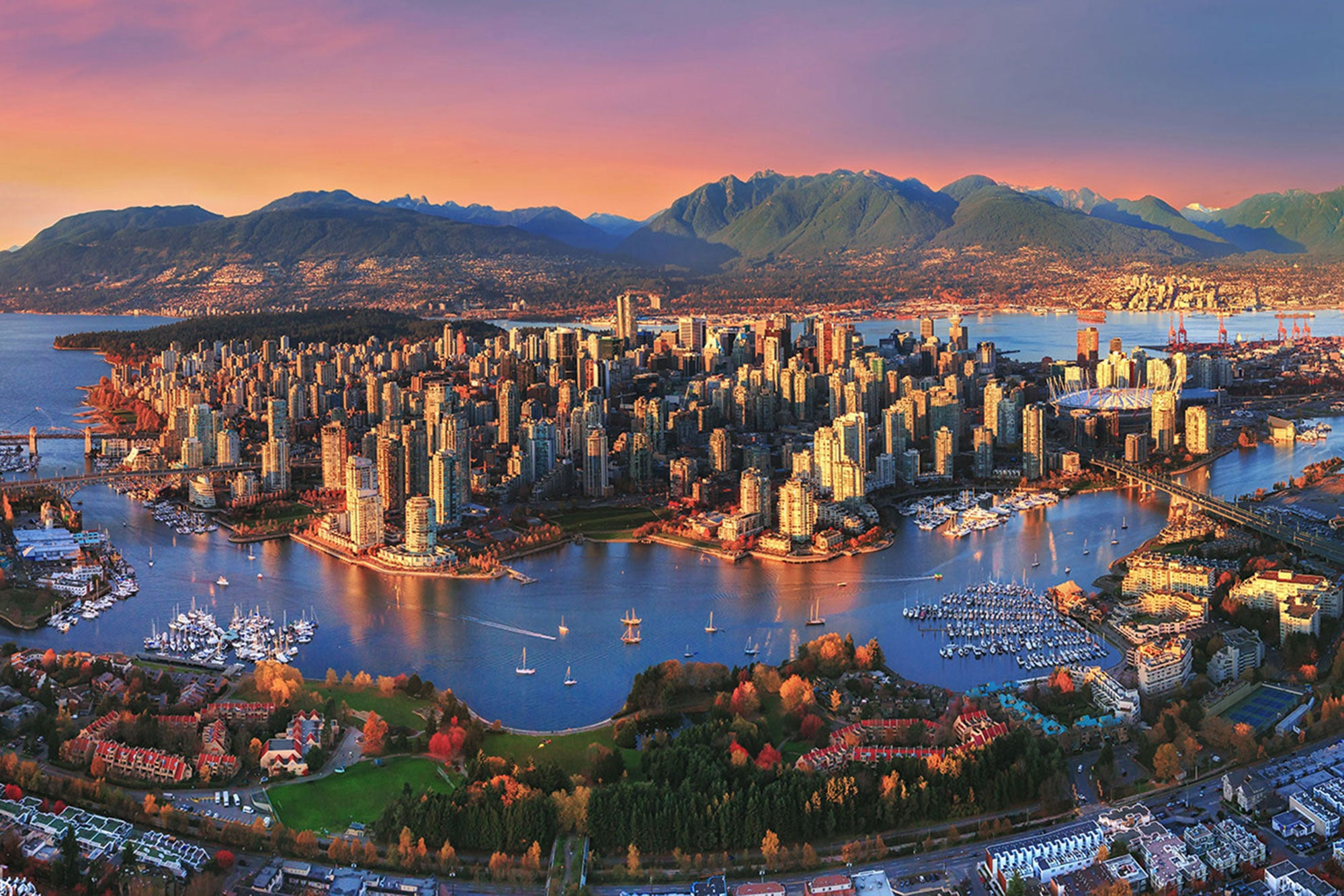 Our Vancouver Guide - Sites in the City