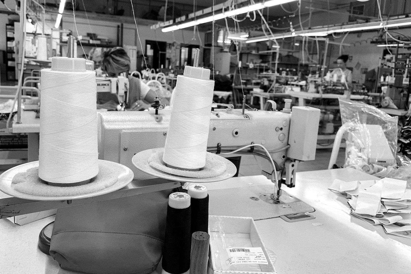 Inside factory making of Secret Locations basics line