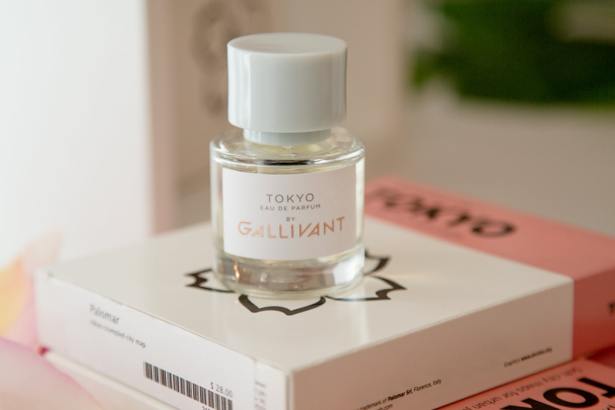 GALLIVANT Tokyo Fragrance Canadian Launch Event