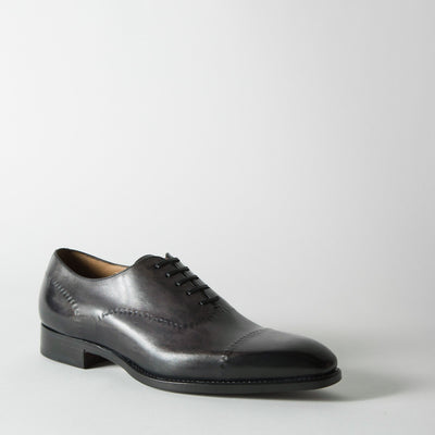 Smoke Grey Oxfords