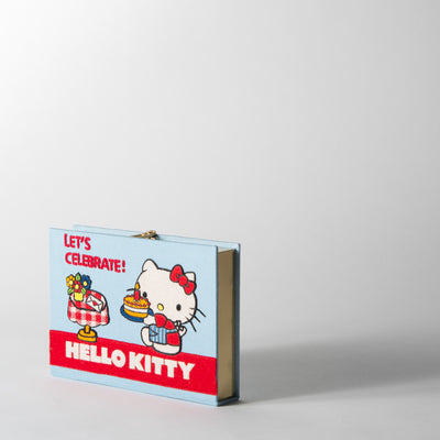 Hello Kitty Let's Celebrate Book Clutch