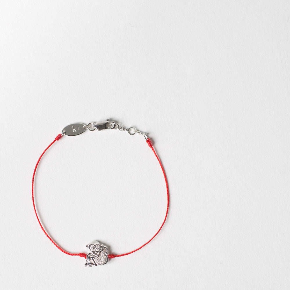 bracelet line secret pave location redline collections red monkey