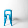 Bold Chair, light blue