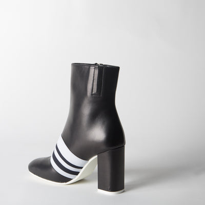 Logo Ankle Boot