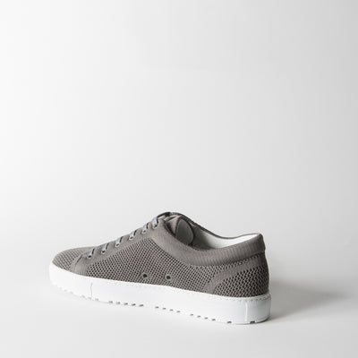 Low 1 Knitted Sneakers, stained grey