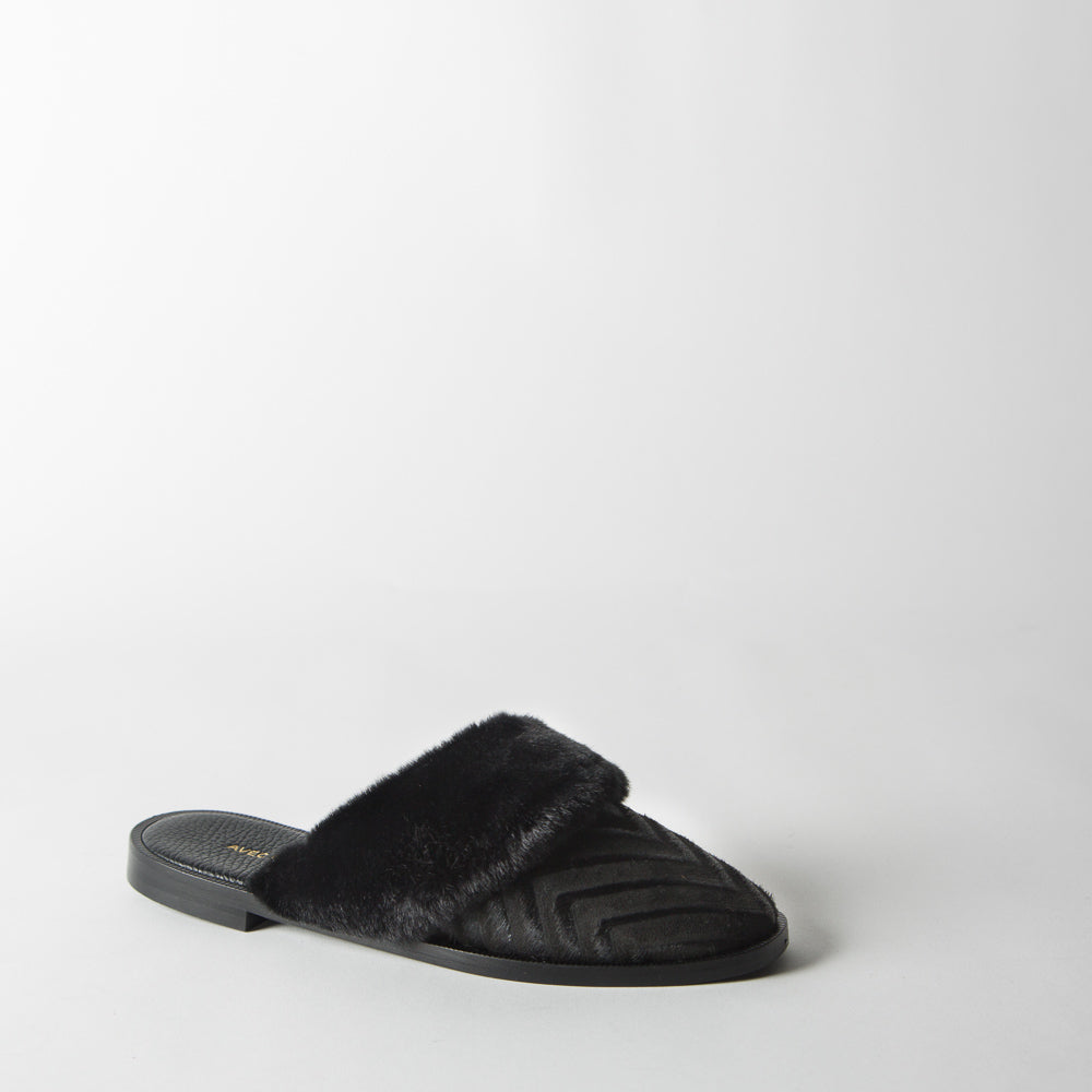 Miami Slip On Mule