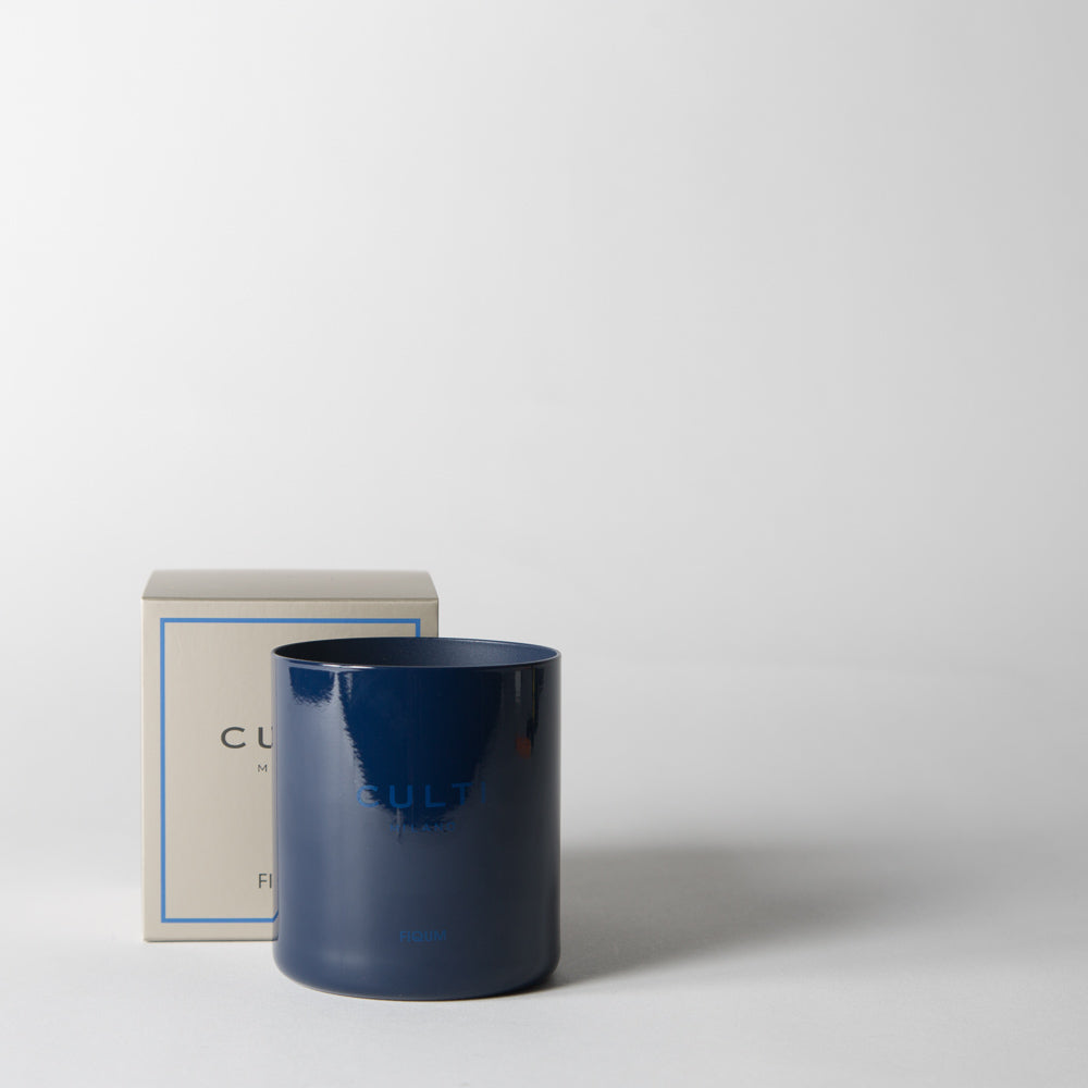 Figum Candle, blue
