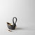 Black Swan Salt Cellar