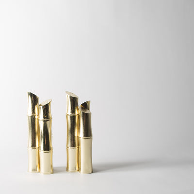 Bambou Bookends