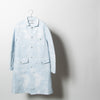 Light-wash Denim Jacquard Jacket
