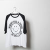 Smile Baseball Shirt