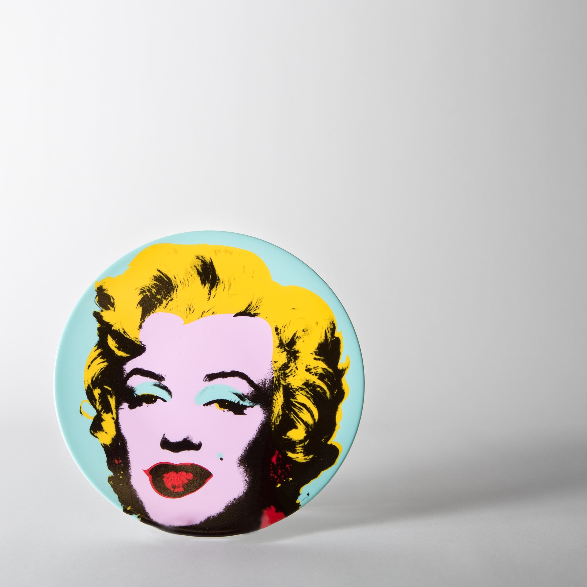 Andy Warhol - 'Blue Marilyn' Plate