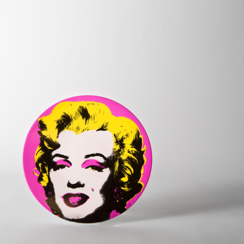 Andy Warhol - 'Pink Marilyn' Plate