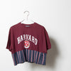 Harvard Crop-Top