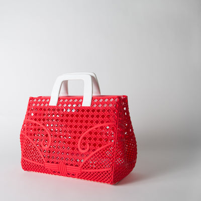 Ciao Bag, red