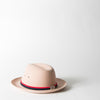 Jo Trilby Hat, swimming felt
